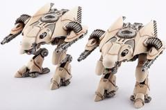 Dropzone Commander: (Post-Human Republic) Enyo Siege Heavy Walkers (2)