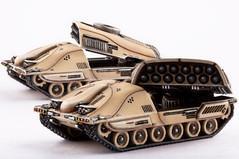 (Post-Human Republic) Taranis MLRS Battery (2)