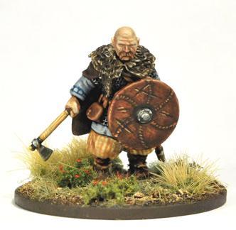 SAGA: Viking Age: (Swords For Hire) Jarl Sigvaldi & Three Jomsvikings