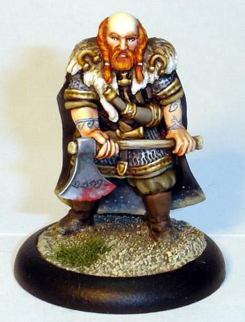 SAGA: Viking Age: (Swords For Hire) Egil Skallagrimsson