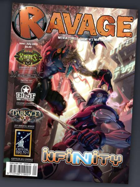 Ravage Magazine #2 (English Edition)