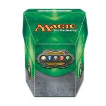 Magic The Gathering: Commander Deck Box (Green)