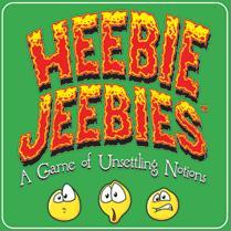 Heebie Jeebies: A Game of Unsettling Notions