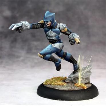 Chronoscope: Shadow Talon, Super Hero