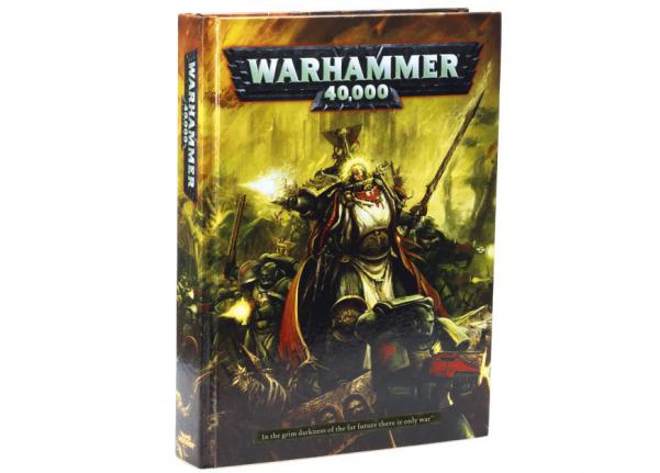 Warhammer 40K: 6th Edition Rulebook