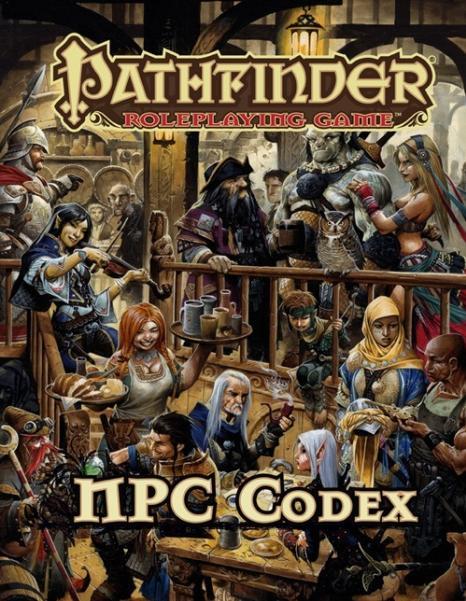 Pathfinder RPG: NPC Codex (HC)