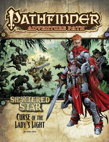 Pathfinder Adventure Path: Curse of the Lady's Light (Shattered Star 2 of 6)
