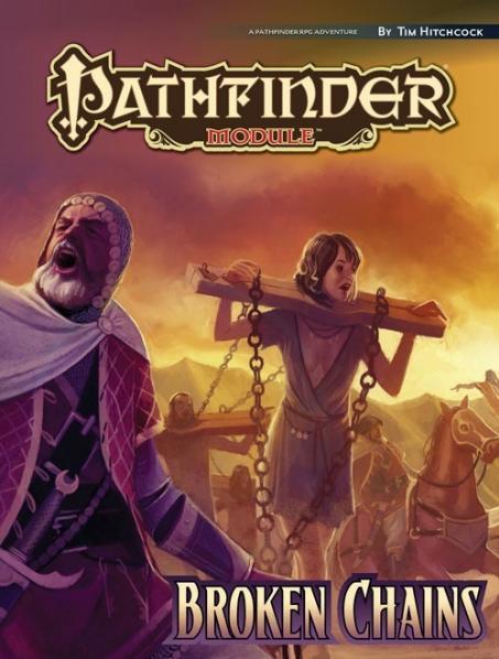 Pathfinder Module: Broken Chains