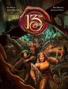 13th Age: Core Rulebook