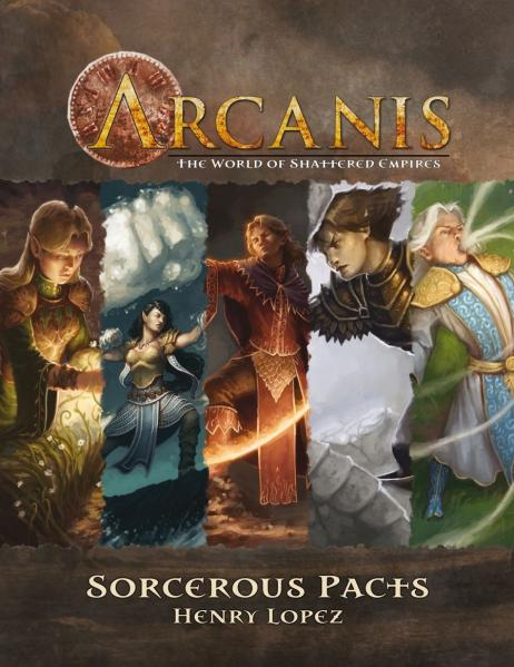 Arcanis RPG: Sorcerous Pacts