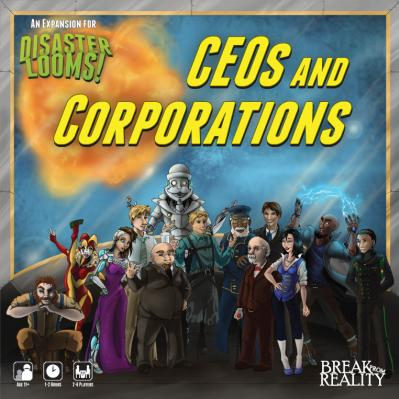 Disaster Looms!:CEOs & Corporations Expansion