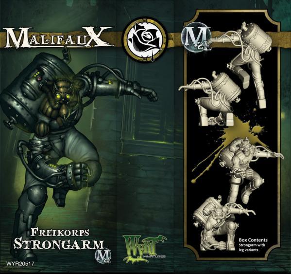 (The Outcasts) Freikorps Strongarm
