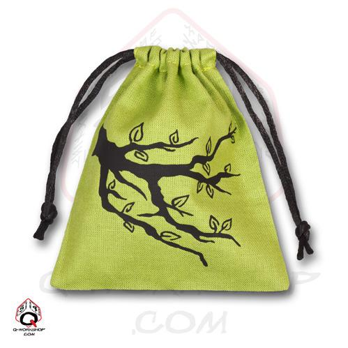 Dice Accessories: Ents Dice Bag (Green)
