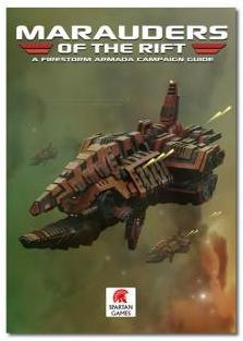 Firestorm Armada: Marauders Of The Rift Campaign Book