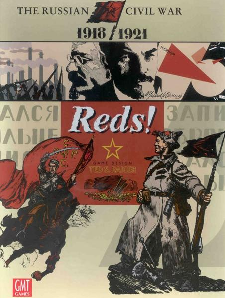 Reds: The Russian Civil War, 1918-21