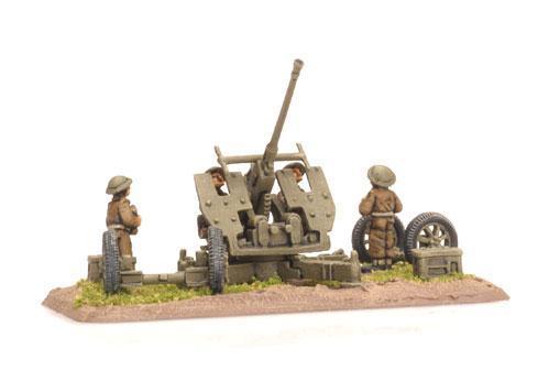 Flames of War: Bofors 40mm gun