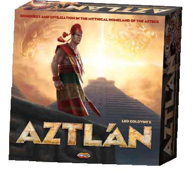Aztlan: Win The Favor of The Gods