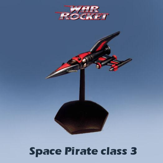 War Rocket - Space Pirates: Class 3 (3)