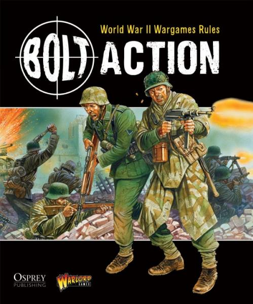World War II Wargames Rulebook