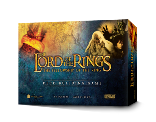 The Lord of the Rings: The Fellowship of the Ring DBG