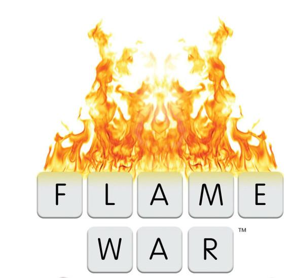 Flame War: Abuses Your Internet Powers