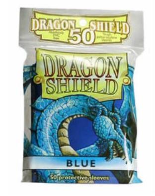 Blue Card Sleeves (50)
