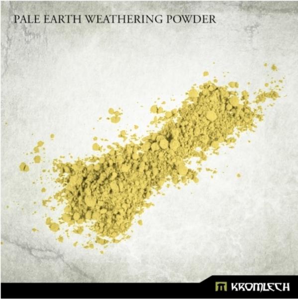 Kromlech Accessories: Pale Earth Weathering Powder