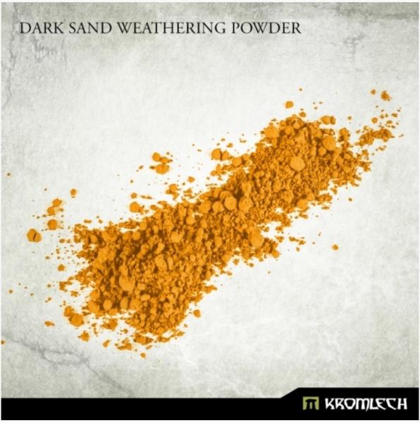 Kromlech Accessories: Dark Sand Weathering Powder