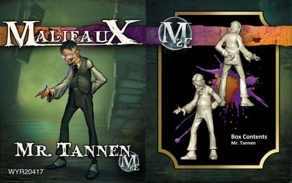 (The Neverborn) Mr. Tannen