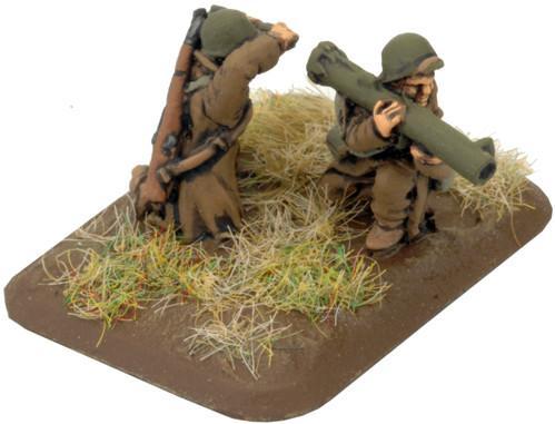 Flames of War - American: Bazooka Teams (winter)