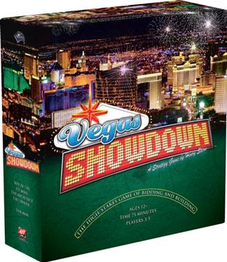 Vegas Showdown: The High-Stakes Game of Bidding and Building!