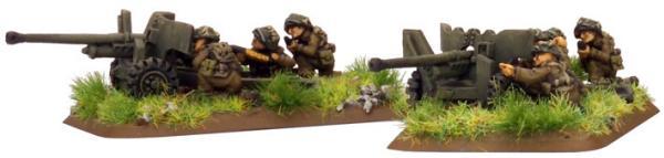 Flames of War: 6 pdr gun (mid/late)