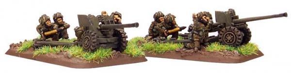 Flames of War: 6 pdr gun (airlanding airborn)
