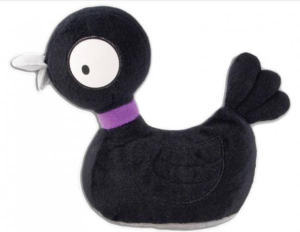 Munchkin: Duck Of Gloom (Black)