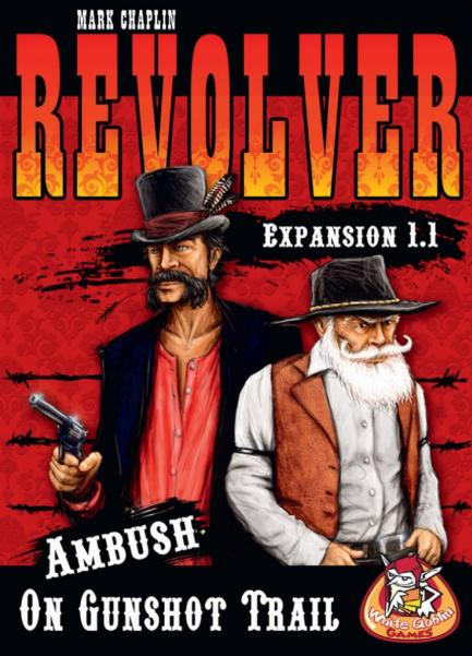 Revolver Expansion: Ambush on Gunshot Trail