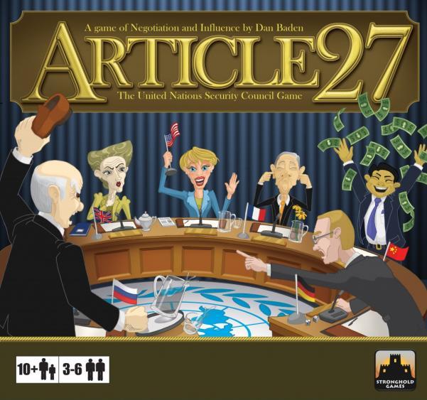 Article 27: The UN Security Council Game