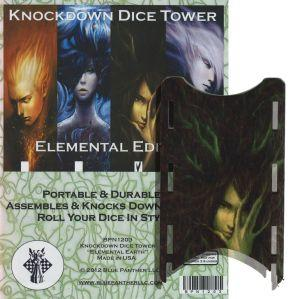 Dice Tower, Knockdown, Elemental Earth