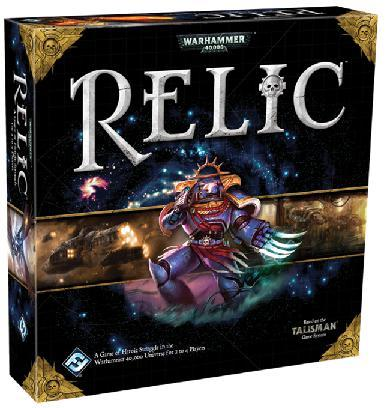 Relic: Core Game [40K]