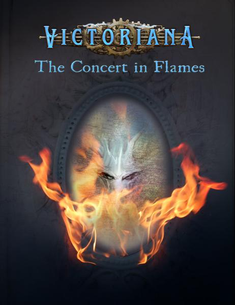 Victoriana RPG: The Concert in Flames