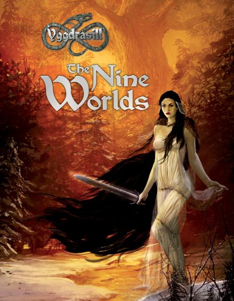 Yggdrasil RPG: The Nine Worlds