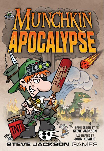 Munchkin Apocalypse (Core Set)