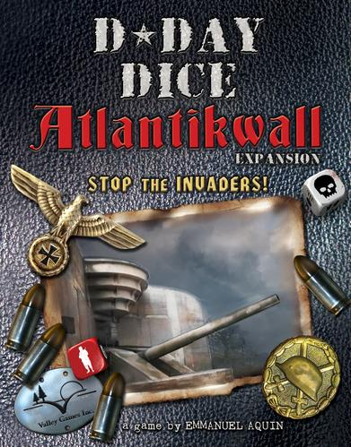D-Day Dice Expansion: Atlantikwall