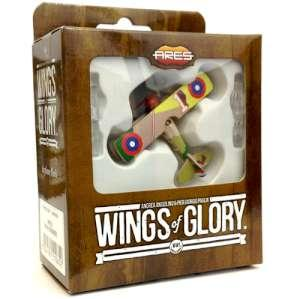 Wings Of Glory WWI Miniatures: Spad XIII (Rickenbaker)