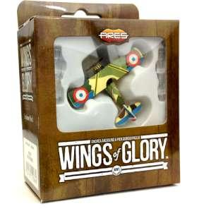 Wings Of Glory WWI Miniatures: Spad XIII (Coadou)
