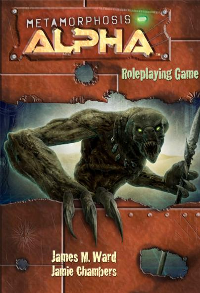 Metamorphosis Alpha: The Roleplaying Game