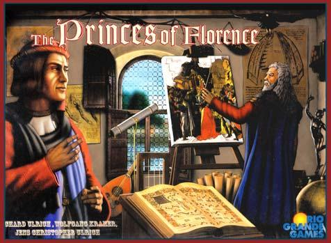 Princes of Florence: Fight for Fame and Reputation