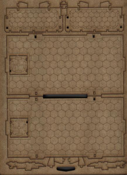 Infinity Terrain: District 5 Apartment Roofs (2)