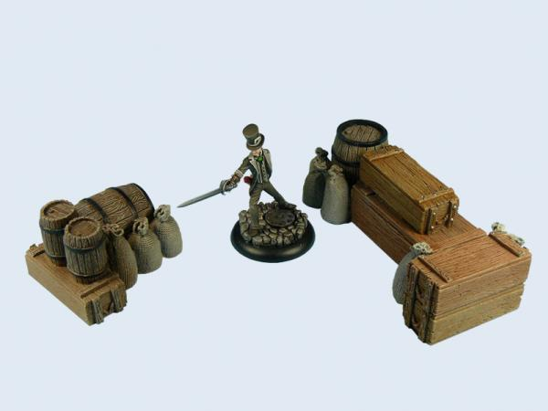 Fantasy Terrain: Ware Piles #2 (2)