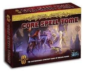 Mage Wars Expansion: Core Spell Tome 1