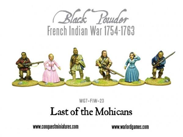 Black Powder (French-Indian War): Last Of The Mohicans (6)